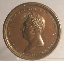 George IV coronation box 1820  bearing his profile & inscription, pill or snuff
