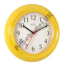 Acctim Contemporary Home Clocks