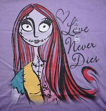 Disney Store Nightmare Before Christmas Sally Women's T-Shirt Size XL - 2XL New!