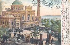 TURKEY Yildiz Selanik animated PC 1914
