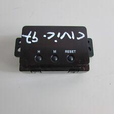 Display orologio 8AD316 Honda Civic Mk6 1996-2001 usato (22504 20M-4-B-3)