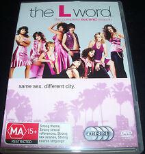 The L Word The Complete Second Season 2 (Australia Region 4) DVD