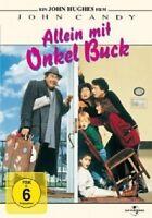 ALLEIN MIT ONKEL BUCK -  DVD NEUWARE JOHN CANDY,JEAN LOUISA KELLY,GABY HOFFMAN
