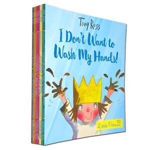 Little Princess 10 Books Set By Tony Ross NEW
