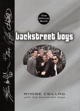 Backstreet Boys: The Official Book, , 0385328001, Book, Good
