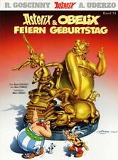Asterix | Band Nr. 34 | Asterix & Obelix feiern Geburtstag | Albert Uderzo | Neu
