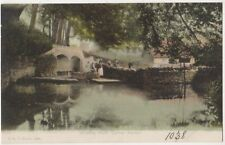 Wishing Well Upwey, Dorset, F.G.O. Stuart 1038 Postcard B807