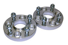 20mm 4x108 63.4CB Hubcentric Wheel Spacer Kit Ford Fiesta MK1 MK2 MK3