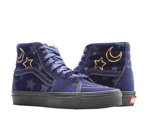 Vans Sk8-Hi Disney Sorcerer's Apprentice Navy High Top Sneakers VN0A38GEUPP1
