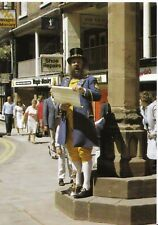 Cheshire Postcard - Chester - The Town Crier - Ref AB2995