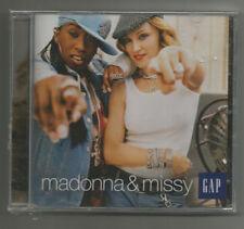 MADONNA CD PROMO GAP 2003 MISSY HOLLYWOOD OOP MISSY ELLIOT