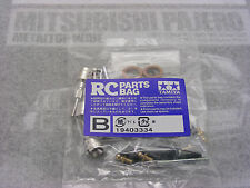 Tamiya CC01 Mitsubishi Pajero Metaltop Wide Complete Hardware B-Bag Set Joints !