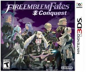 Fire Emblem Fates: Conquest Nintendo 3DS
