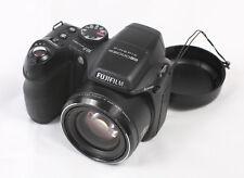 Fujifilm FinePix S Series S2000HD 10.0MP Digital Camera - Black