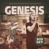 THE LOST TAPES (3CD)  by GENESIS  Compact Disc - 3 CD Box Set  1148992