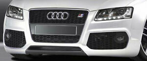 AUDI S5 RS5 A5 S-Line Coupe Convertible B8 2007-2012 Caractere OEM Front Bumper