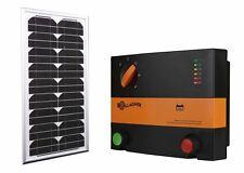 20km 10 Watt SOLAR Powered Electric Fence B180 ENERGISER & SOLAR KIT-Gallagher