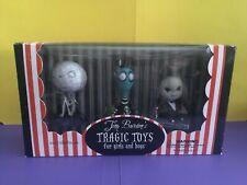 Tim Burton's Tragic Toys For Girls and Boys by Dark Horse Comics 2011