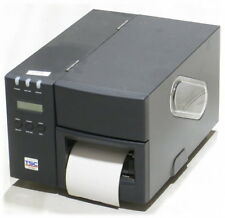 TSC TTP-246M Etikettendrucker Thermodirekt & Thermotransfer LAN USB ser. para.