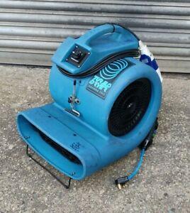 Drieaz Sahara Pro Turbodryer Snail Fan 240v Air Mover Blower dehumidifier £125+v