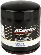 Genuine AC Delco UPF44 Ultra Guard Oil Filter 25329389