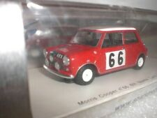 Spark 1188 - Morris Cooper Monte Carlo Rallye 1963 #66 - 1:43 Made in China