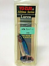 56416) YO-ZURI Altima ATM.TJ Spoon 14g Silver coated #M155