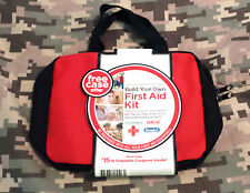 Small First Aid Zipper Bag Empty Camping Emergency Medical Car Boat Bike Pouch