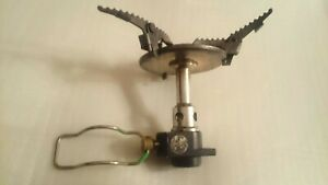 MICRO OPTIMUS CRUX LITE GAS CAMPING STOVE BACKPACKING HIKING
