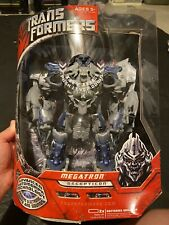 Transformers Movie 2007 Premium Series Megatron Leader class Hasbro