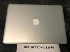 "PARTS! Apple MacBook Pro A1278 13.3"" Laptop - MD101LL/A (June, 2012) #4002"