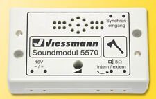 Viessmann Chopping Wood Sound Module 5570 HO Scale - Free Shipping