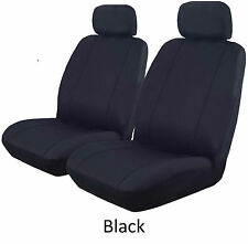 CUSTOM 16oz WATERPROOF CANVAS SEAT COVERS FULL CAR PACK TOYOTA MR2