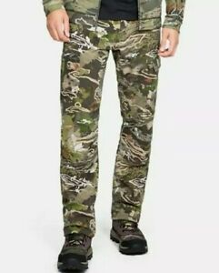 Under Armour UA Men's Field Ops Hunting Pants Realtree Camo 40x34 1313212-991