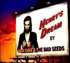 NICK CAVE & THE BAD SEEDS Henry's Dream CD/DVD Remastered 2010 Mute OOP
