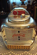 "Coca Cola Jukebox Cookie Jar by Gibson 2000, 10"" tall by 10 "" wide[a*5]"