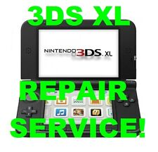 Fix Broken AS IS Nintendo 3DS XL System Parts and Repair Service!