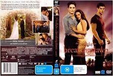 THE TWILIGHT SAGA-Breaking Dawn-Kristen Stewart, Robert Pattison:Part 1-Sealed