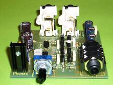 DIY Aikido Kopfhörer Verstärker  für hochohmige Hörer wie HD600