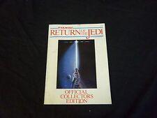 STAR WARS RETURN OF THE JEDI MOVIE PROGRAM - 1983 - HARRISON FORD - MP 3