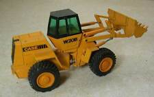 NZG #214 Case W20B Loader In Great condition With Out Box 1:35 Scale     (21)