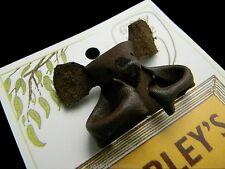 1 Genuine Australian Made Leather Souvenir Bookmark - RUZ Karley's Koala Brown