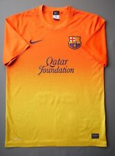 4.6/5 FC BARCELONA 2012~2013 ORIGINAL FOOTBALL NIKE JERSEY SHIRT CHEAP VERSION