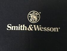 Smith And Wesson T- Shirt Size L