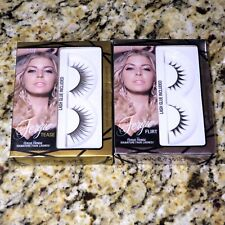 Wet n Wild Fergie Fringe Signature Faux Eye Lashes - Flirt & Tease