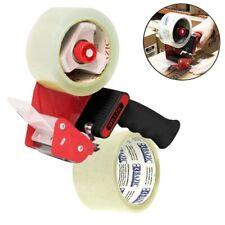 Heavy Duty Tape Gun Dispenser 2 Shipping Clear Packaging Rolls Strong Seal Box
