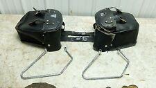 04 Triumph Speedmaster 790 saddlebags saddle bags luggage leather