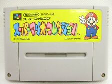 Super Famicom SUPER MARIO COLLECTION All-Stars Nintendo Cartridge Only sfc