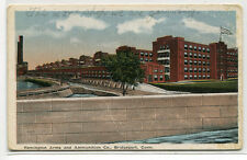 Remington Arms Ammunition Factory Bridgeport Connecticut 1910s postcard