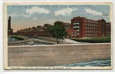Remington Arms Ammunition Factory Bridgeport Connecticut 1910s postcard